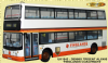 NORTHCORD UKBUS1043 Dennis Trident Alexander ALX400 - Finglands * PRE OWNED *